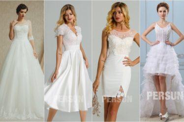 style de robe de mariée