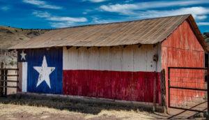 Hangar au Texas en Amérique