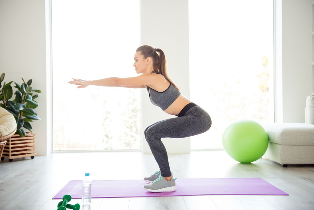 femme squat