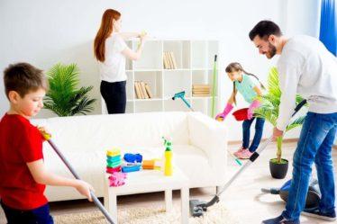 maison propre_famille