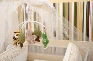 chambre bébé jumeaux